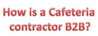 Cafeteria B2B StratoServe