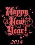 Happy New Year 2014 -StratoServe