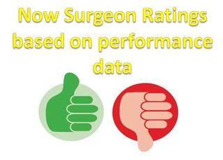 Surgeon Ratings -StratoServe
