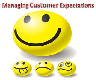 Managing Customer Expectations