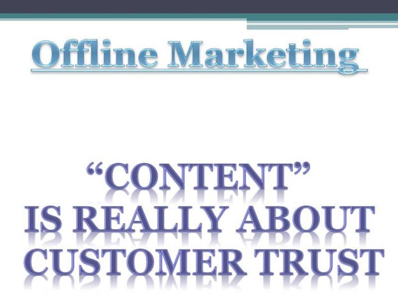 Offline Marketing-Customer Trust-StratoServe